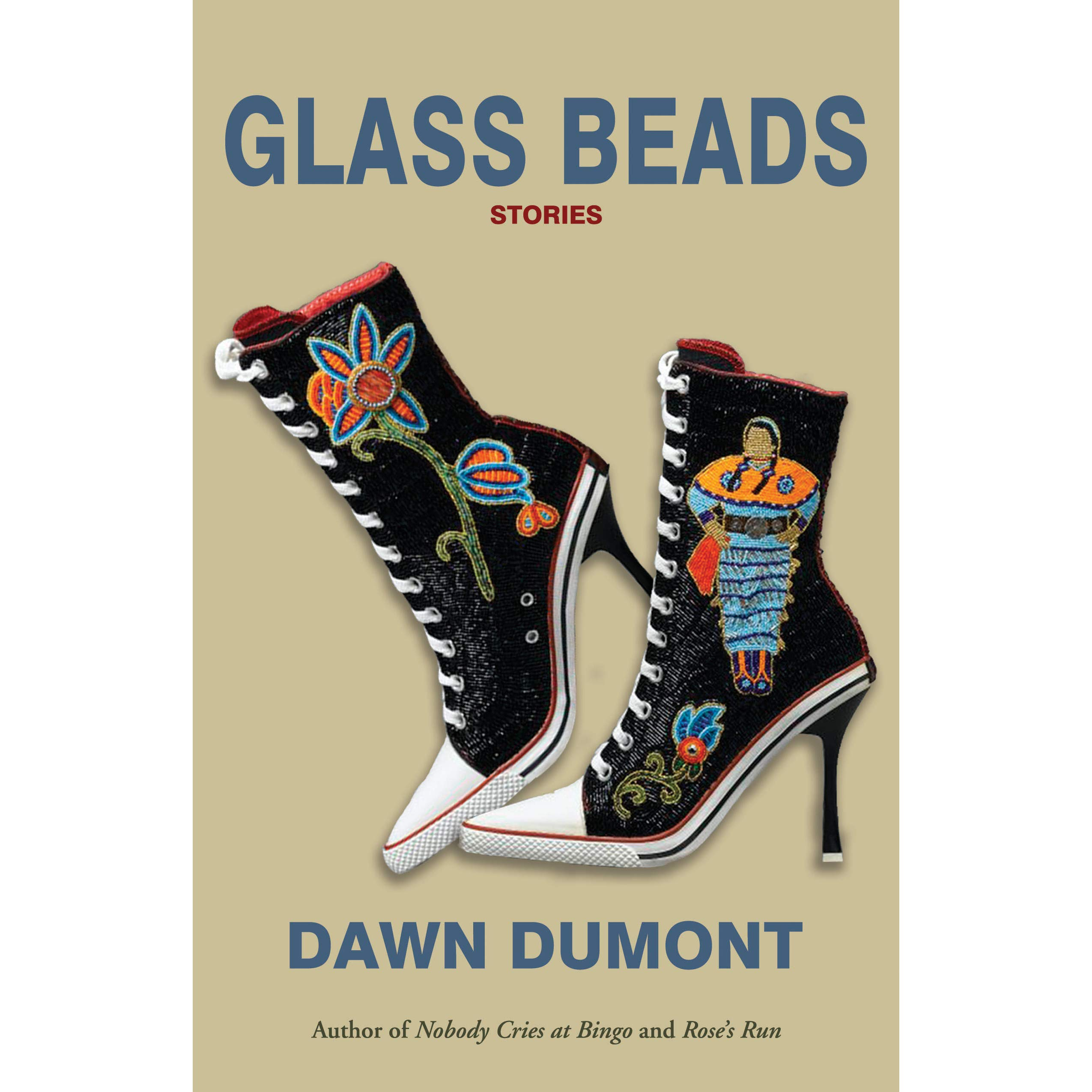 One eRead Canada – Glass Beads by Dawn Dumont
