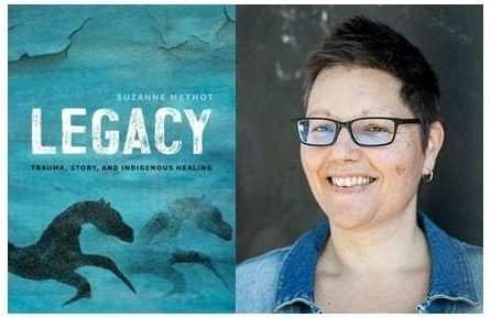 RISE Book Club: LEGACY by Suzanne Methot